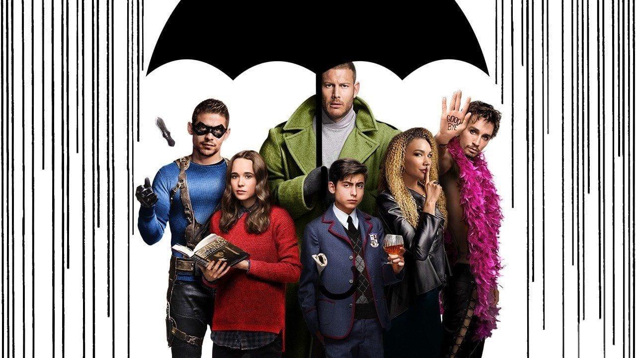 REVIEW – Umbrella Academy