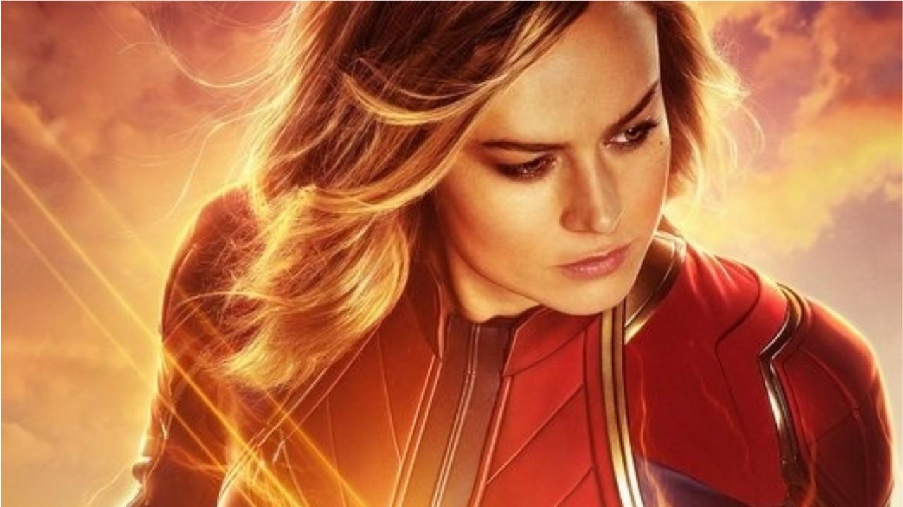 REVIEW – Captain Marvel