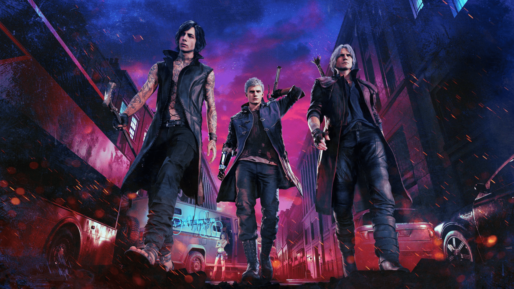 TEST – Devil May Cry 5