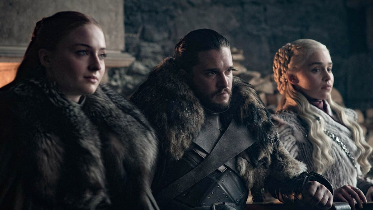 REVIEW – Game of Thrones (S08E01)