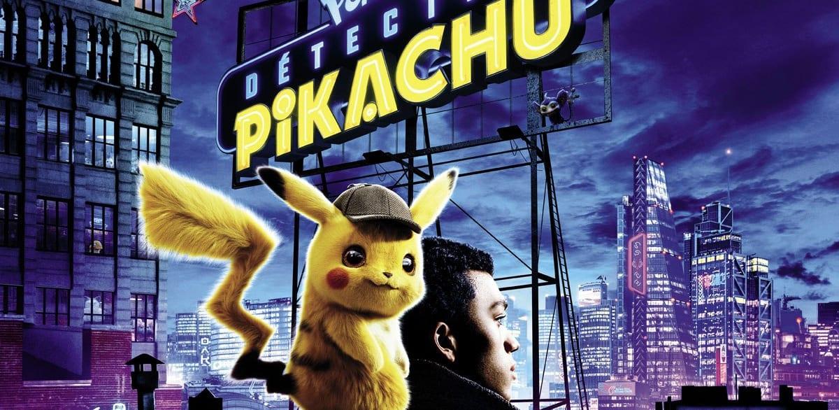 REVIEW – Pokémon : Détective Pikachu