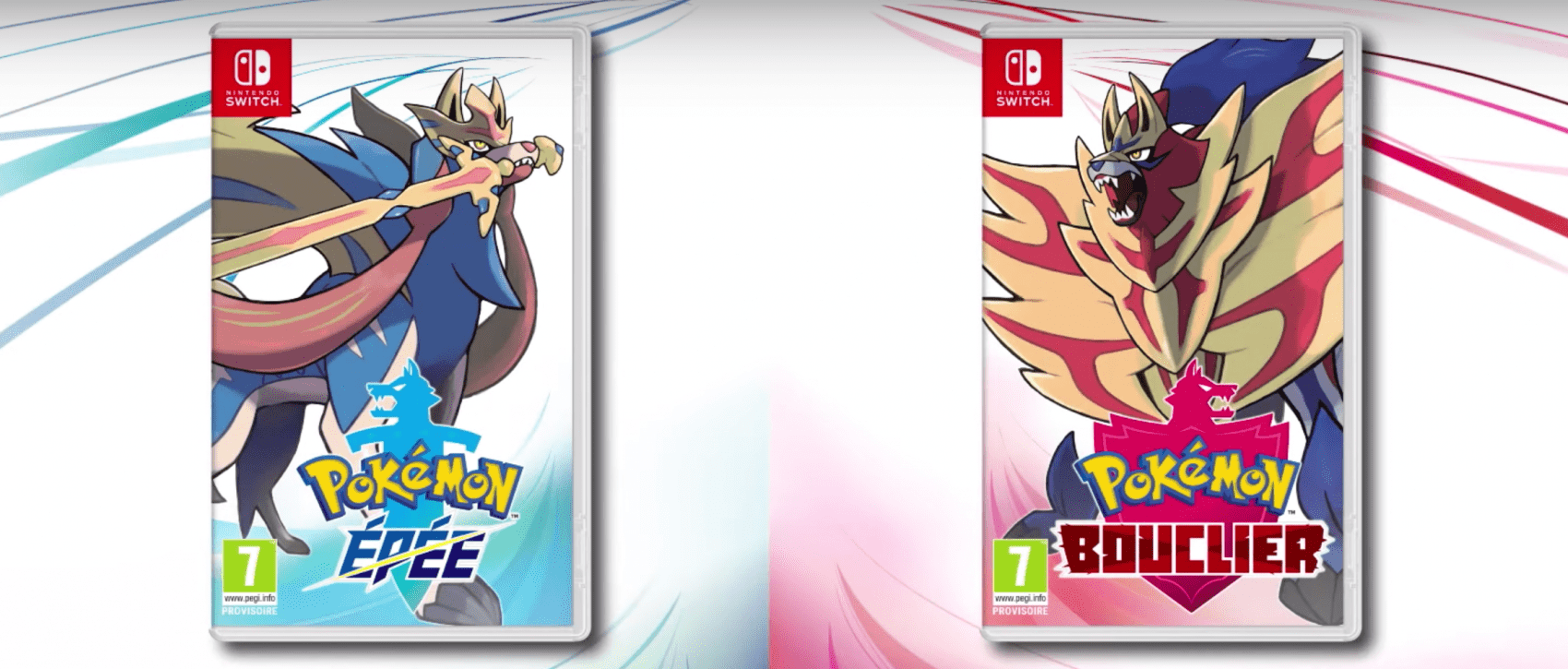 NEWS – Pokémon Epée et Bouclier