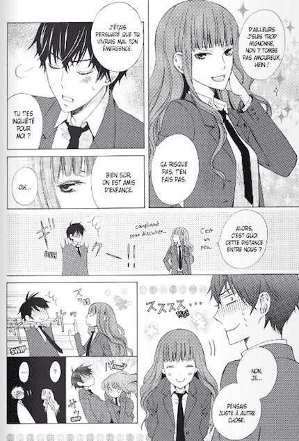 Miyoshi n'est pas indifférent...