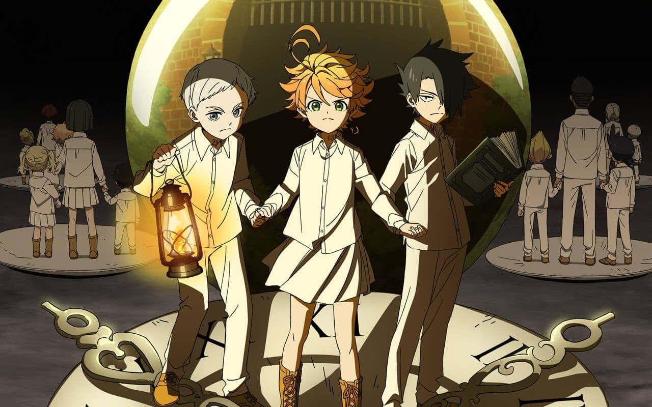 REVIEW – The Promised Neverland S1