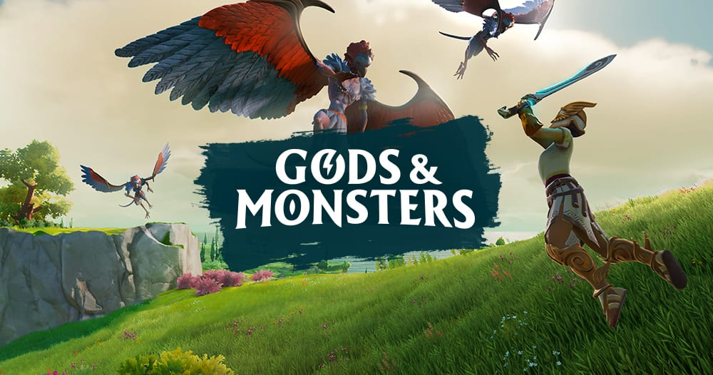 NEWS – Gods & Monsters