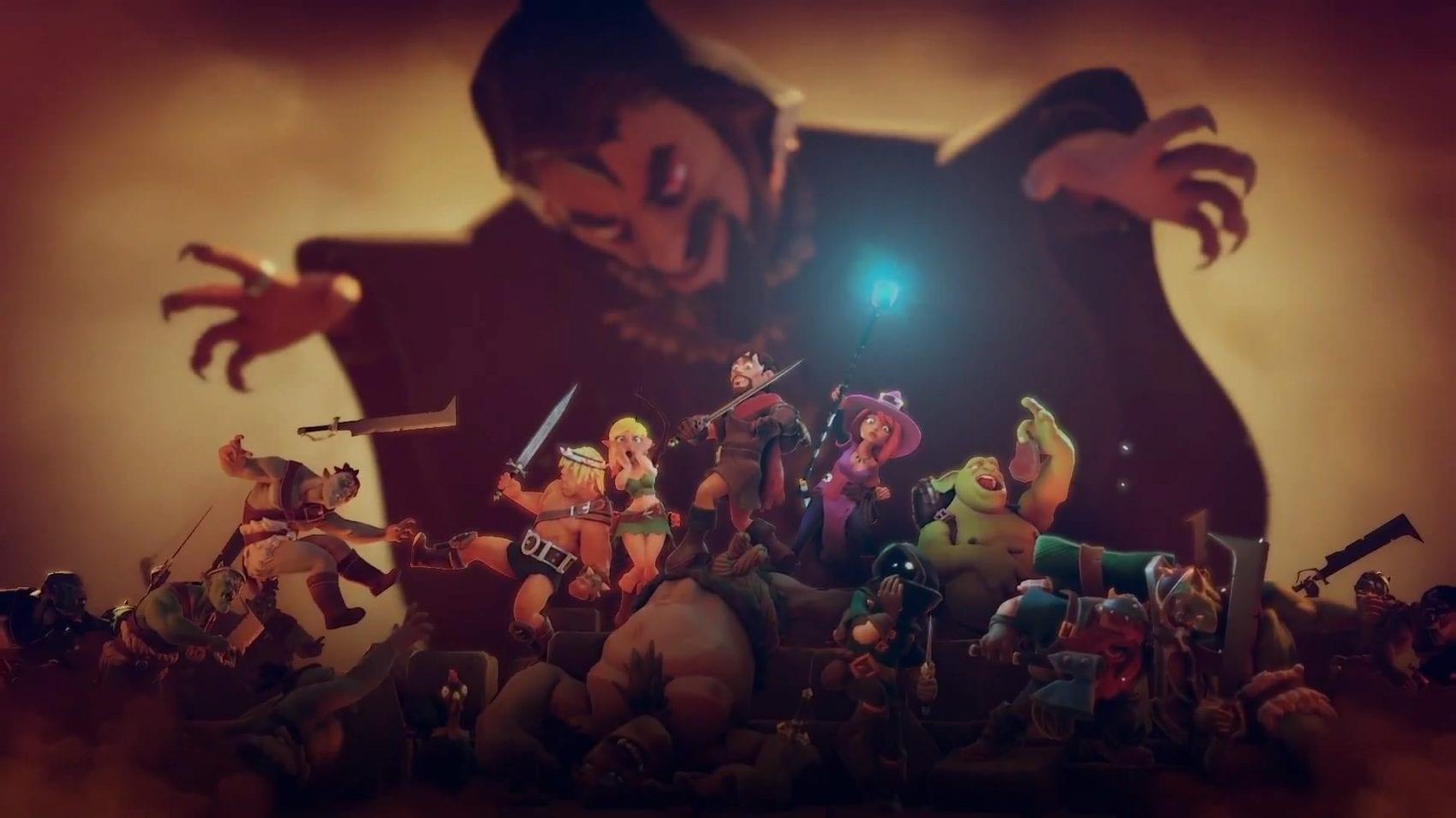 NEWS – Le Donjon de Naheulbeuk (jeu vidéo)