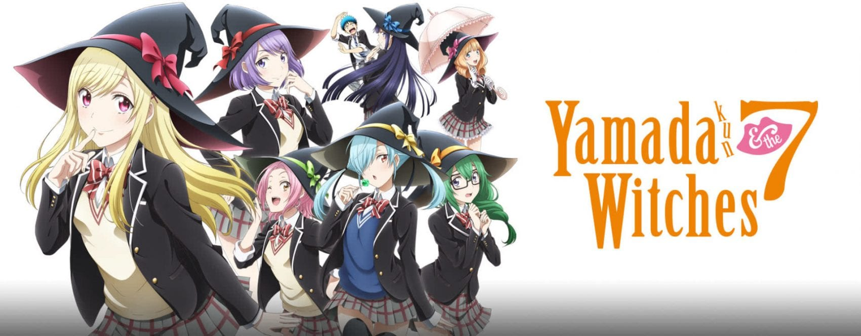 REVIEW – Yamada-kun and the Seven Witches
