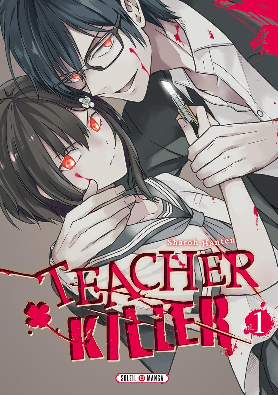 Couverture du tome 1 de Teacher Killer