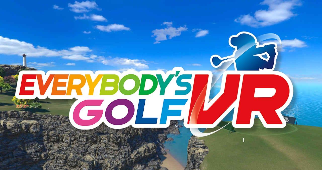 TEST – Everybody's Golf VR