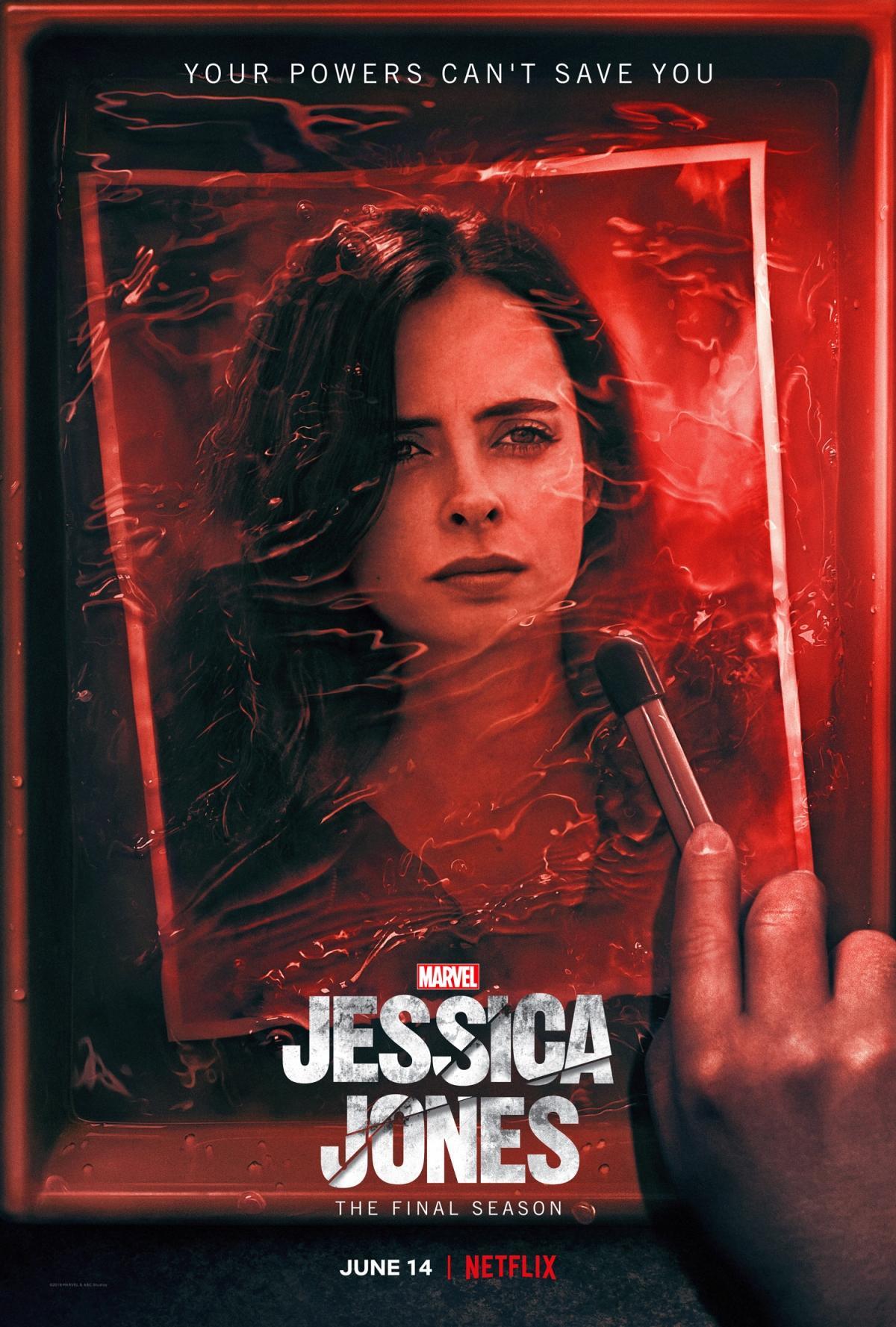 REVIEW – Marvel's Jessica Jones S3