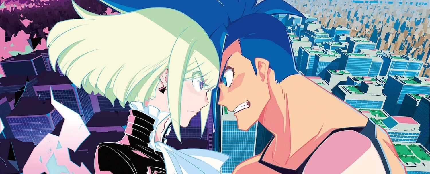 REVIEW – Promare