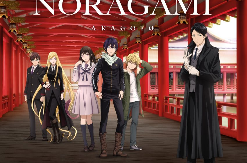 REVIEW – Noragami: ARAGOTO S2