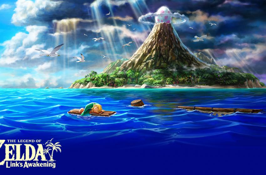 TEST – The Legend of Zelda: Link's Awakening