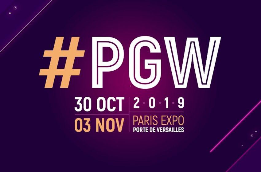 5 BONNES RAISONS – D'aller à la Paris Games Week 2019