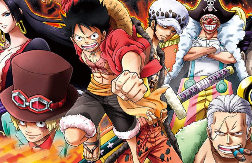 REVIEW – One Piece Stampede