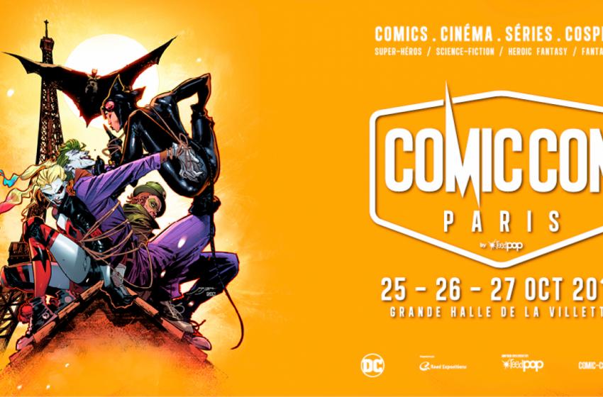 EVENT – Comic Con 2019