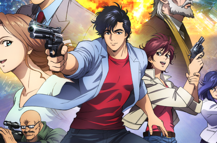 REVIEW – Nicky Larson: Private Eyes