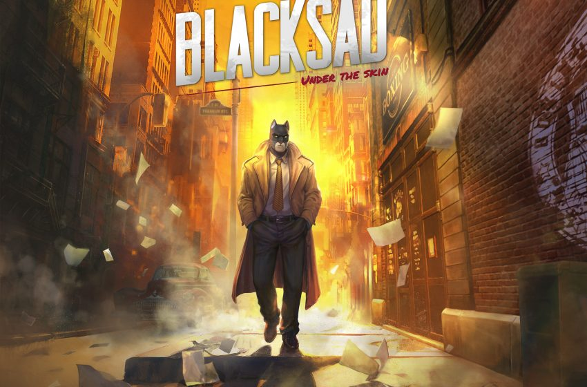 TEST – Blacksad : Under the Skin