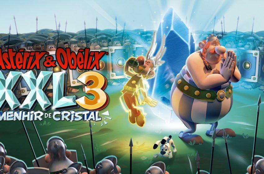 TEST – Astérix & Obélix XXL3 : Le Menhir de Cristal
