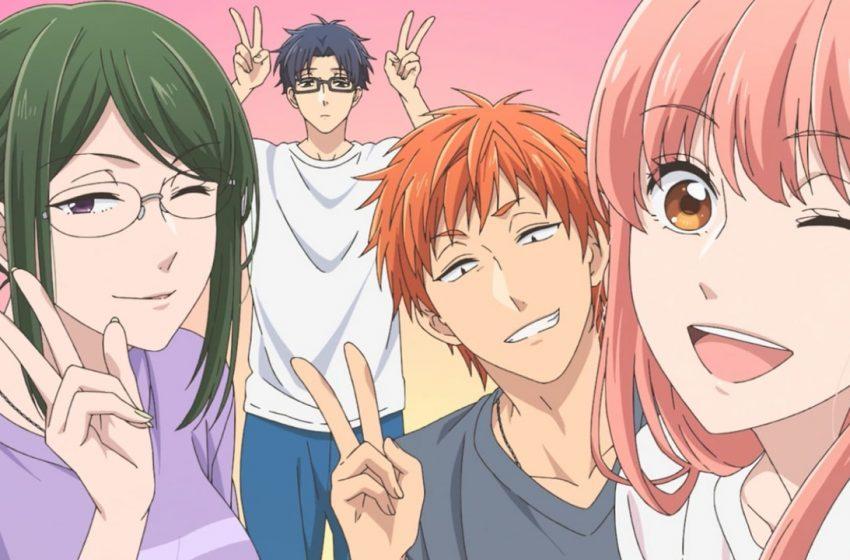 REVIEW – Wotaku ni Koi wa Muzukashii (anime)