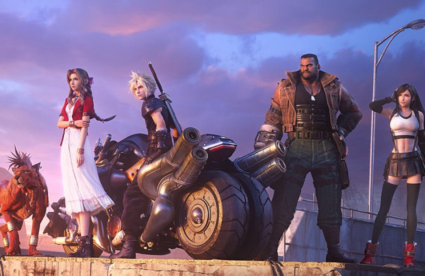 TEST – Final Fantasy VII Remake