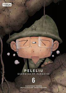 Peleliu Guernica of Paradise tome 6