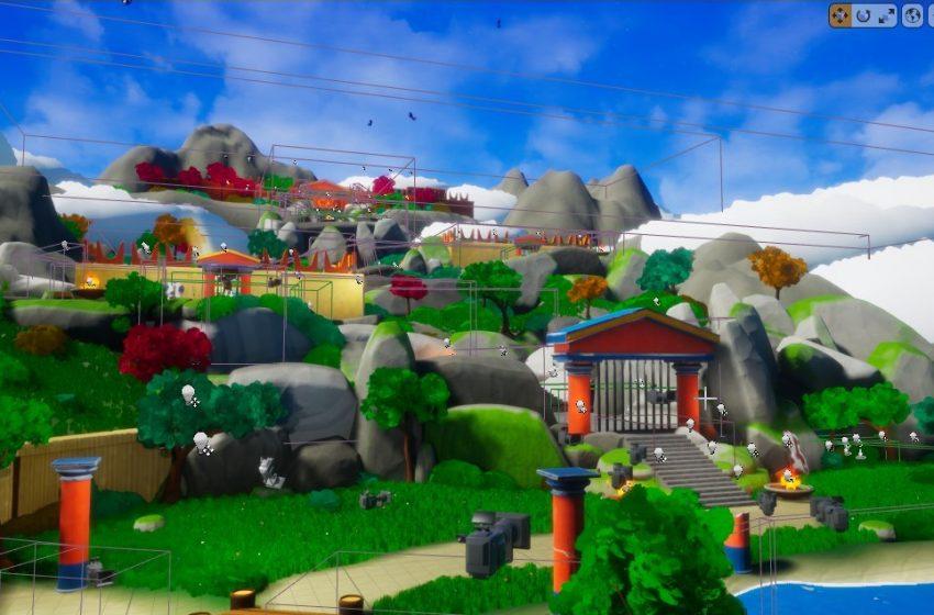 ZOOM – Créer un jeu sur Unreal : Le Fil d'Ariane