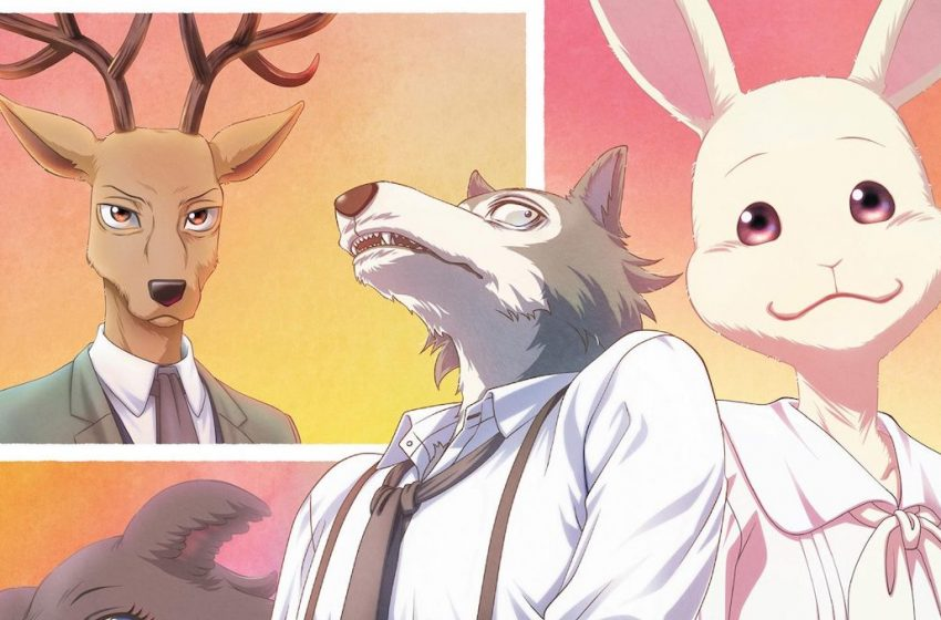REVIEW – BEASTARS (saison 1)