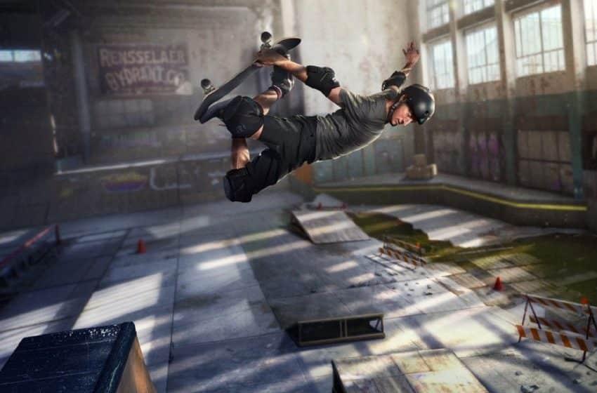TEST – Tony Hawk's Pro Skater 1 + 2