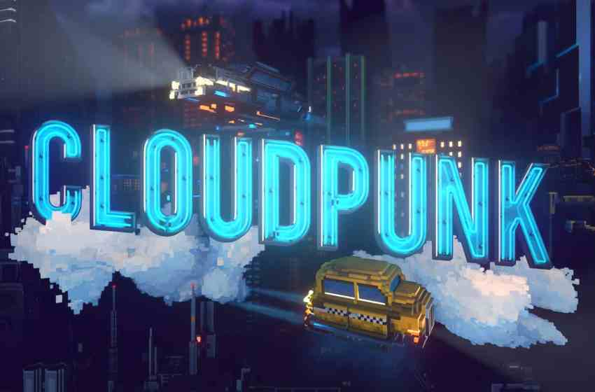 TEST – Cloudpunk