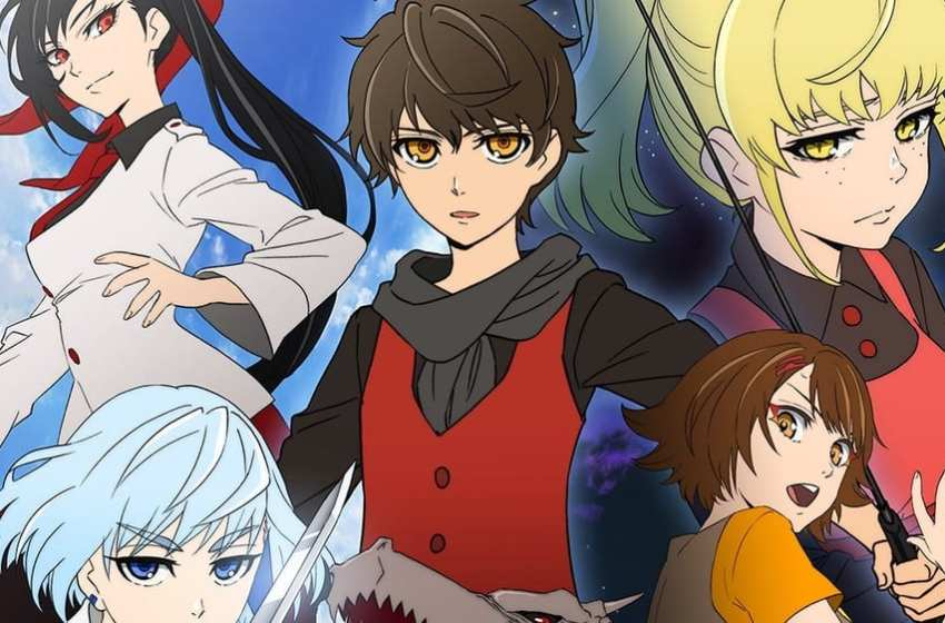REVIEW – Tower of God (anime)