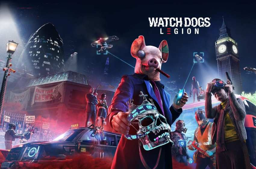TEST – Watch Dogs: Legion