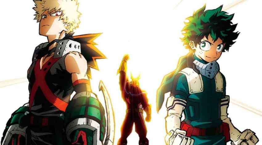 REVIEW – My Hero Academia: HEROES RISING