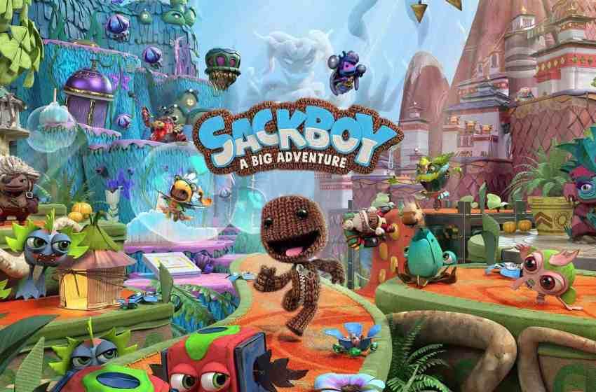 TEST – Sackboy: A Big Adventure, le retour de la mascotte PlayStation
