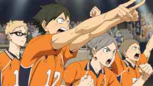 Karasuno Fight !