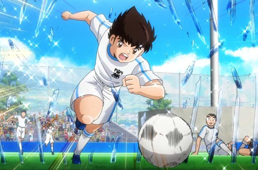Captain Tsubasa (partie 2) en coffret DVD et Blu-ray chez Kazé