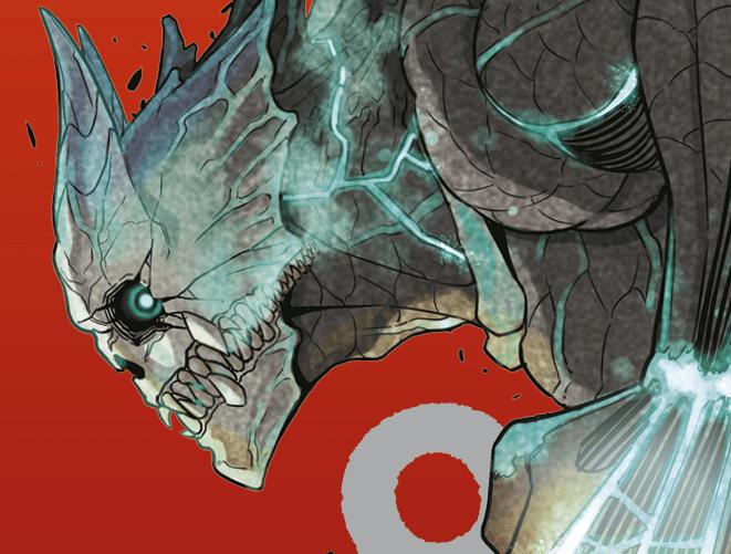 Kaiju n°8 sort cet automne chez Kazé Manga