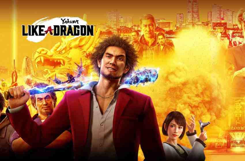 5 BONNES RAISONS – de jouer aux jeux Yakuza