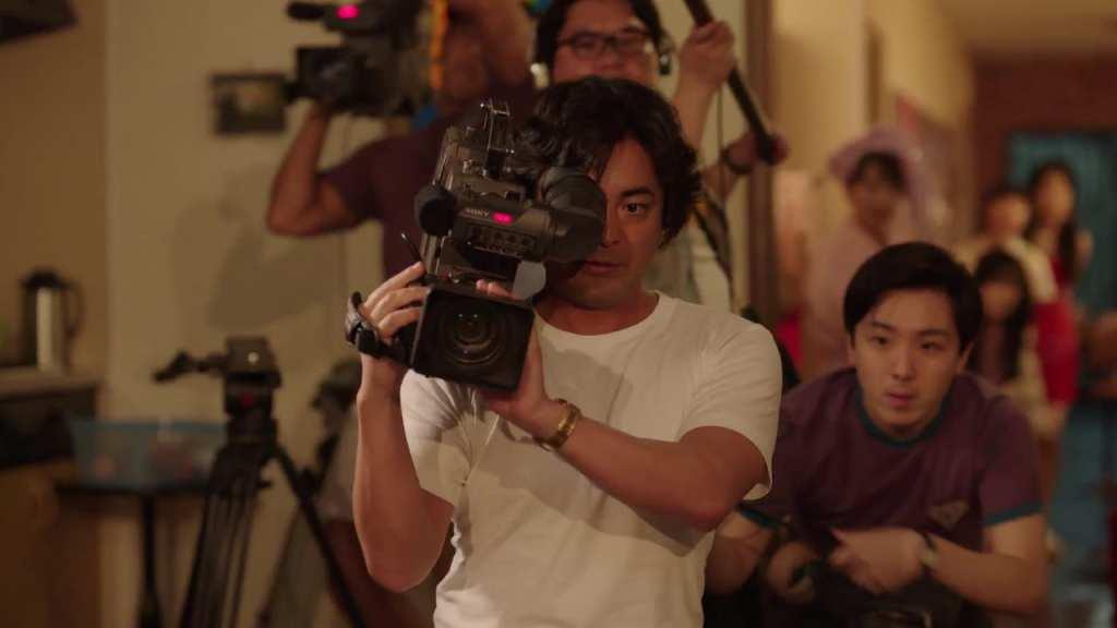 le naked director est une série netflix incroyable